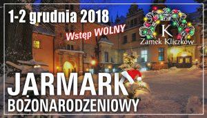Jarmark Bożonarodzeniowy 2018 w Zamku Kliczków