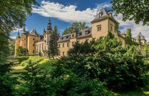 Zamki na Dolnym Śląsku - Zamek Kliczków