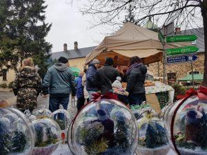 Jarmark Bożonarodzeniowy w Zamku Kliczków 2019