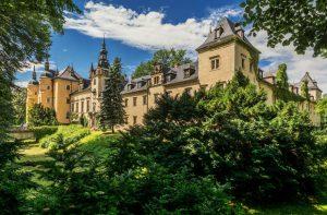hotel spa wrocław - Zamek Kliczków