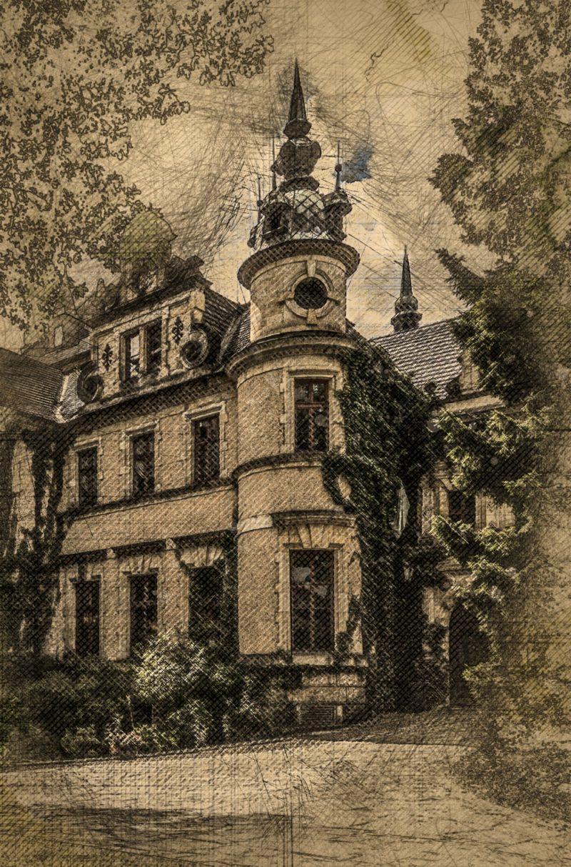zamek kliczków galeria