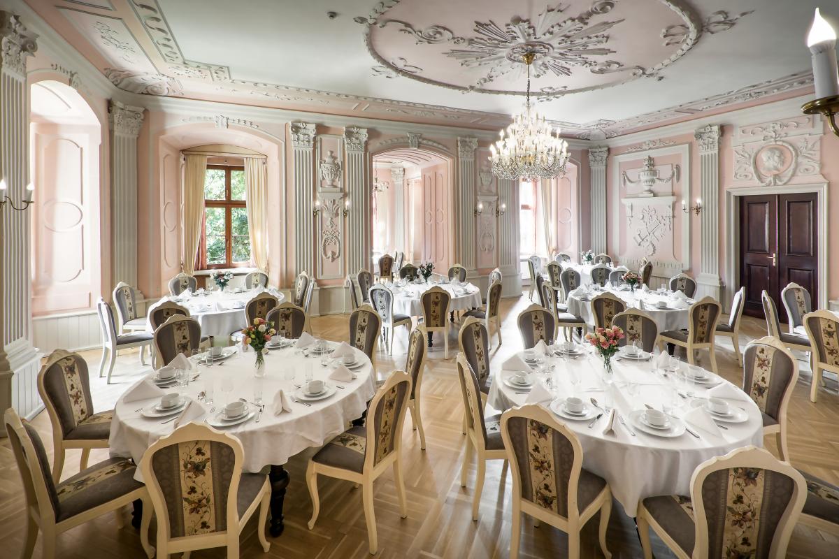 organizacja wesel dolny śląsk - zamek kliczków