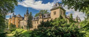 zamek na dolnym śląsku - zamek kliczków