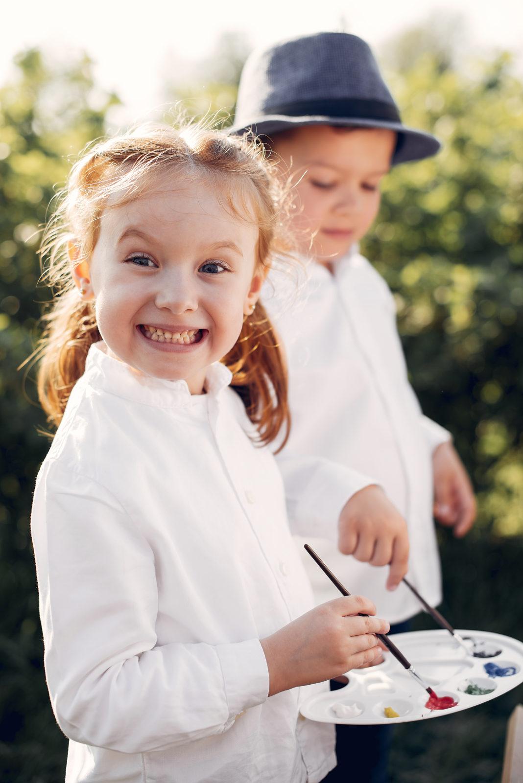 Gry i zabawy dla dzieci - Zamek Kliczków