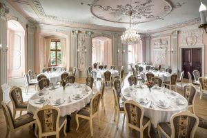 Sale weselne Dolny Śląsk - Zamek Kliczków