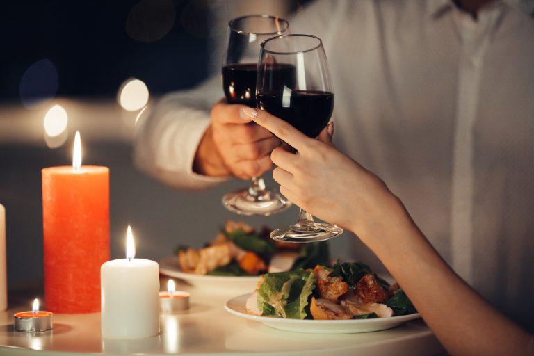 Najlepsze miejsce na romantyczną kolację Dolny Śląsk - Zamek Kliczków